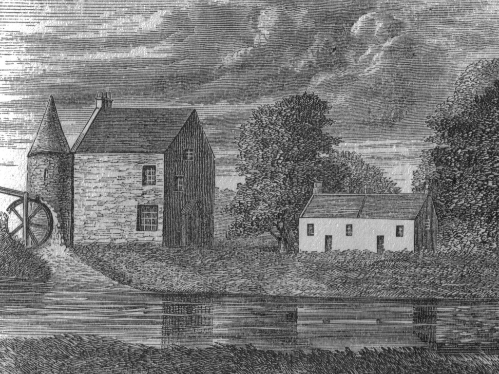 mill in the 1860s