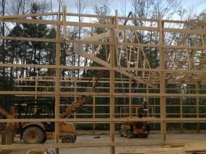 Sunrise Springs Construction Progress