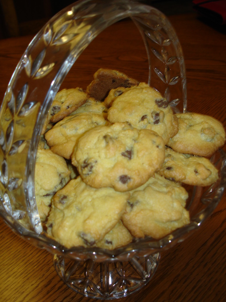 Tim's Famous Chocolate Chip Cookies