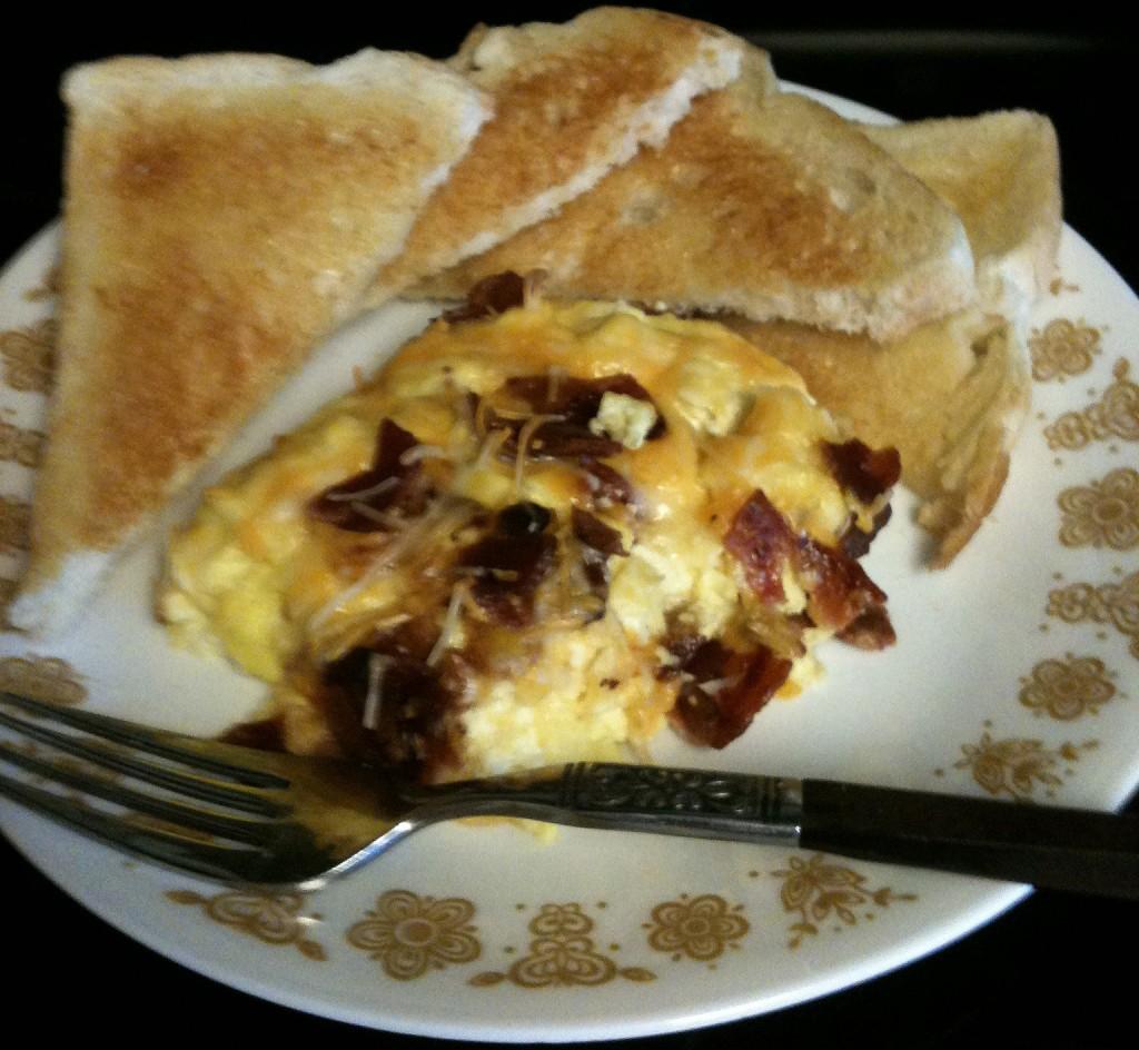 Make-Ahead Breakfast Eggs