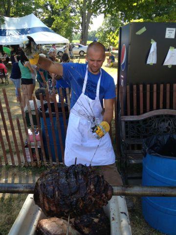 ox roast