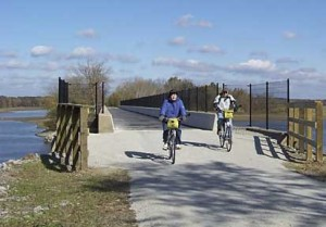 PPD bike trail
