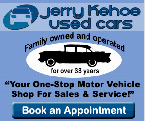 Jerry Kehoe Used Cars