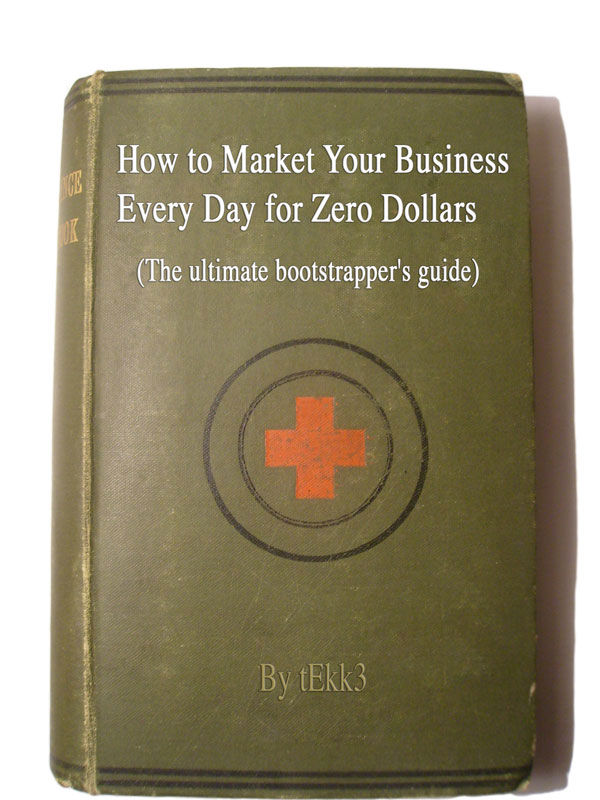 Marketing for zero dollars