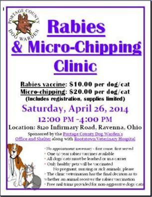 Rabies Clinic 2014