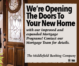 Middlefield Bank Mortgage-Open Doors-300x250px