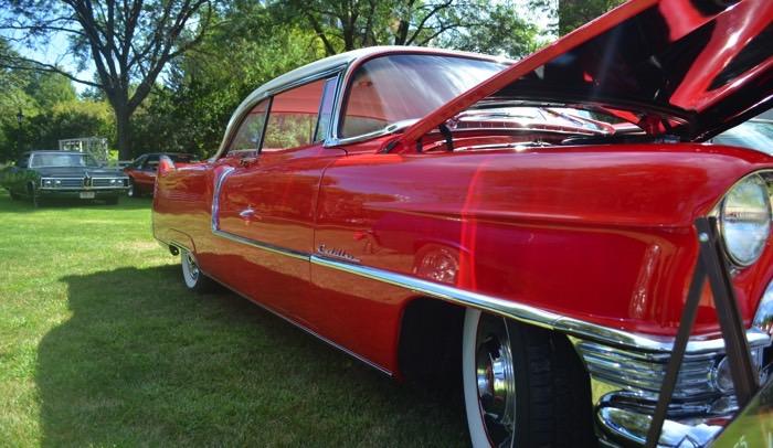 red car FB