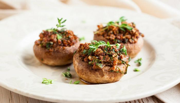 mushrooms fb