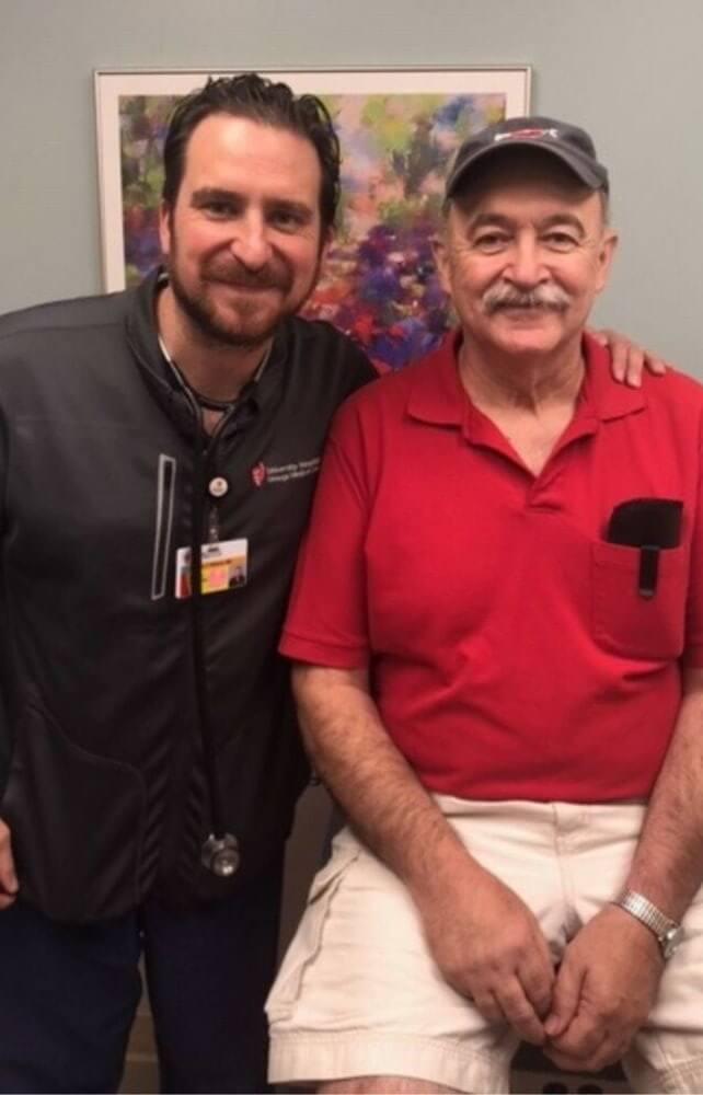 Northeast Ohio Man Survives Extreme Cardiac Event, Receives 30+  Defibrillations - Portage News